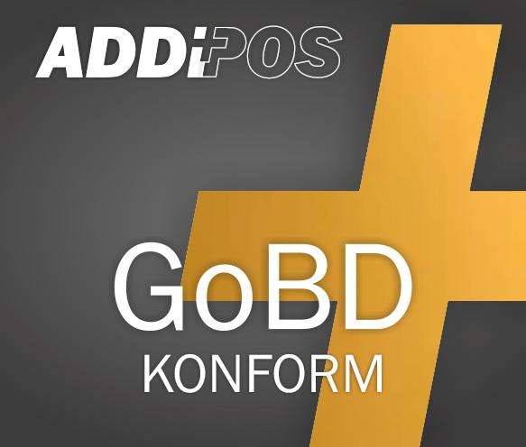 gobd-konform ADDIPOS