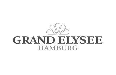 Logo Luxushotel Grand Elysee Hamburg